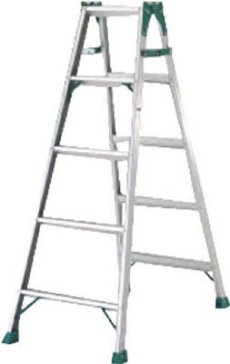 ピカ はしご兼用脚立 スーパージョブJOB型 5尺 【1台】【JOB150E】(はしご・脚立/脚立)