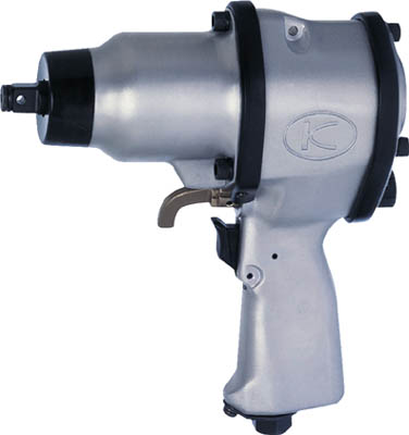 空研 1/2インチ SQ中型 インパクトレンチ(12.7mm角) 【1台】【KW14HP】(空圧工具/エアインパクトレンチ)