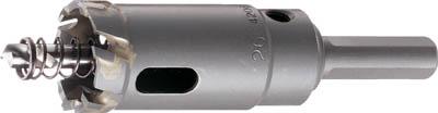 ハウスB.M トリプル超硬ロングホルソー〔76mm〕 【1本】【SHP76】(穴あけ工具/ホールソー)