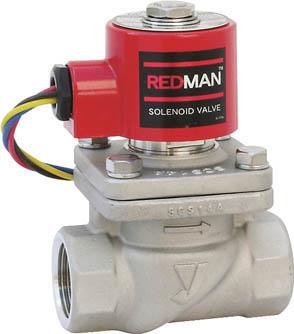 ヨシタケ 電磁弁レッドマン 25A 1台 DP10025A セール商品 バルブ 予約販売品 管工機材