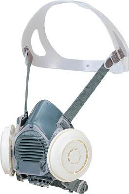 シゲマツ シゲマツ 取替え式防じんマスク 【1個】【DR80SL4NML】(保護具/取替式防じんマスク)