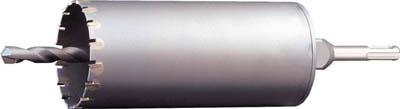 ユニカ ESコアドリル ALC用100mm SDSシャンク 【1本】【ESA100SDS】(穴あけ工具/コアドリル)