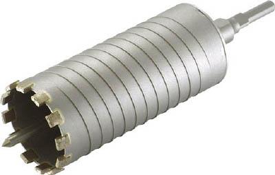 ユニカ ESコアドリル 乾式ダイヤ38mm ストレートシャンク 【1本】【ESD38ST】(穴あけ工具/コアドリル)