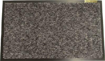 コンドル (屋内用マット)ロンステップマット #18 R5 グレー 【1枚】【F118】GY(床材用品/玄関マット)