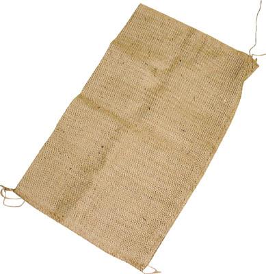 萩原 麻袋 口紐無し 38cm×60cm 【100袋】【KBM3860】(清掃用品/ゴミ袋)