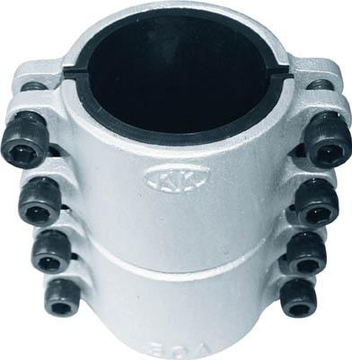 コダマ 圧着ソケット鋼管直管専用型ロングサイズ 【1個】【L15A】(管工機材/配管補修用品)