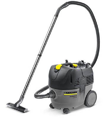 ケルヒャー 業務用乾湿両用クリーナー 【1台】【NT251APG】(清掃機器/掃除機)