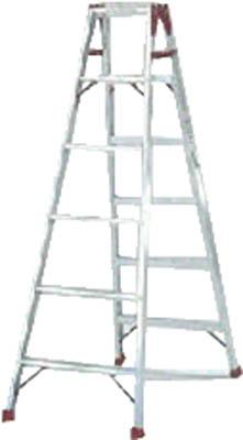 ピカ はしご兼用脚立PRO型 6尺 【1台】【PRO180B】(はしご・脚立/脚立)