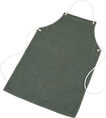 TRUSCO(トラスコ) パイク溶接保護具 胸付前掛 【1着】【PYRMK】(溶接用品/溶接用保護具)