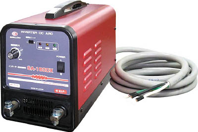 スワロー 電機 インバーター直流溶接機 単相200V 【1台】【SA180DX】(溶接用品/電気溶接機)