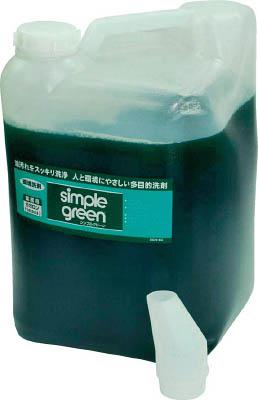 KDS シンプルグリーン5G詰替 【1個】【SGN5G】(清掃用品/洗剤・クリーナー)