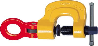 スーパー スクリューカムクランプ 自在型 【1台】【SUC1.6】(吊りクランプ・スリング・荷締機/吊りクランプ)