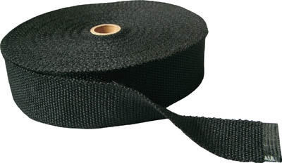TRUSCO(トラスコ) カーボンテープテープ 厚み1.2X幅75X30m 【1巻】【TCT75】(管工機材/配管保護資材)