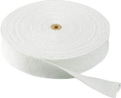 TRUSCO(トラスコ) ガラステープ 厚み1.3X幅50X30m 【1巻】【TGT1350】(管工機材/配管保護資材)