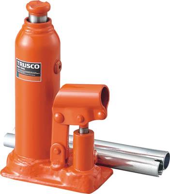 TRUSCO(トラスコ) 油圧ジャッキ 4トン 【1台】【TOJ4】(ウインチ・ジャッキ/油圧ジャッキ)