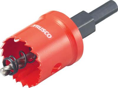 TRUSCO(トラスコ) TSLホールカッター 140mm 【1本】【TSL140】(穴あけ工具/ホールソー)