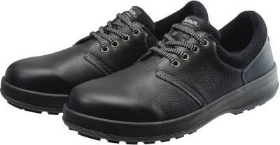 シモン 安全靴 短靴 WS11黒 27.5cm 【1足】【WS11B27.5】(安全靴・作業靴/安全靴)