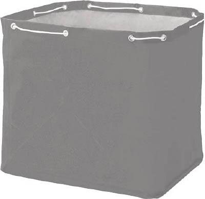 コンドル (回収用カート用品)リサイクルカート Y-2 NB 布袋 大 グレー(清掃用品/ゴミ箱)