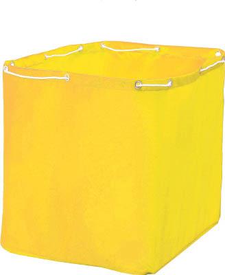 コンドル (回収用カート用品)カート用Y-2 NB 布袋小 黄(清掃用品/ゴミ箱)