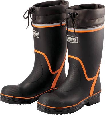 ミドリ安全 踏抜き防止板・ワイド樹脂先芯入り長靴 766NP-4 27.0CM 【1足】【766NP427.0】(安全靴・作業靴/長靴)