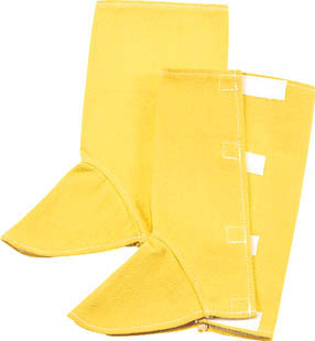 TRUSCO(トラスコ) アラミド耐切創保護具 足カバー 【1組】【ARAK】(保護具/耐熱・耐切創保護具)