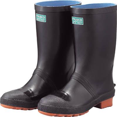 TRUSCO(トラスコ) プロセフティブーツ 29.0cm 【1足】【PSB29.0】(安全靴・作業靴/安全長靴)
