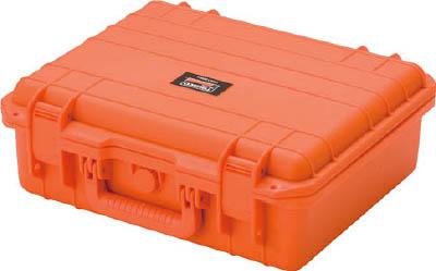 高い耐久性 密閉性で 精密機械の保管 移送に最適 ブランド品 メーカー直送 代引不可 TRUSCO プロテクターツールケース ツールバッグ トラスコ 1個 L TAK13ORL 工具箱 オレンジ まとめ買い特価