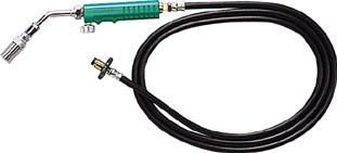 TRUSCO(トラスコ) プロパンバーナー Mタイプ 発熱量4800Kcal/h 【1S】【TBM3】(溶接用品/ガスバーナー)