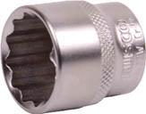 TRUSCO トラスコ ソケット 価格交渉OK送料無料 12角 タイムセール 差込角12.7 対辺30mm 1個 TS430W ソケットレンチ
