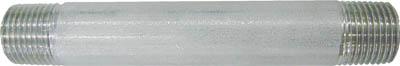 イノック 最安値挑戦 両長ニップル 1個 管工機材 ねじ込み管継手 304NL50AX125L 40%OFFの激安セール
