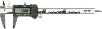 TRUSCO(トラスコ) デジタルノギス 100mm【1本】【TDN100】(測定工具/ノギス)