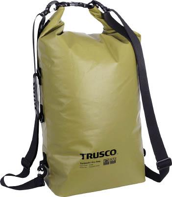 TRUSCO(トラスコ) 防水ターポリンドライバッグ OD【1個】【TDRBOD】(工具箱・ツールバッグ/ツールバッグ)