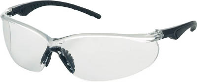 TRUSCO トラスコ 二眼型セーフティグラス 店内全品対象 ソフトテンプルタイプ レンズクリア 公式ショップ TSG147TM 保護具 二眼型保護メガネ 1個