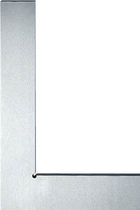TRUSCO(トラスコ) 平型スコヤ 400mm JIS2級【1個】【ULD400】(測定工具/スコヤ・水準器)