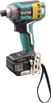 リョービ 充電式インパクトドライバ 14.4V【BID1460】【1台】(電動工具・油圧工具/インパクトドライバー)