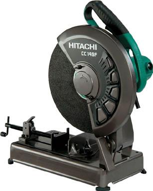 日立 高速切断機 355mm【CC14SF】【1台】(電動工具・油圧工具/小型切断機)