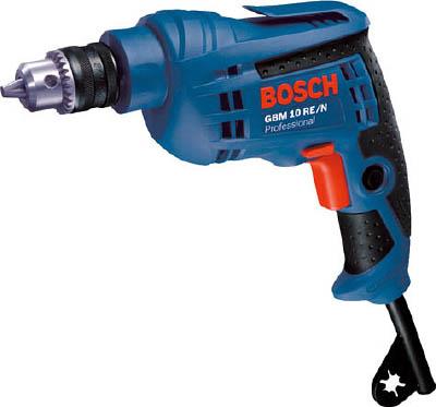 ボッシュ 電気ドリル【GBM10REN】【1台】(電動工具・油圧工具/電気ドリル)