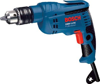 ボッシュ 電気ドリル【GBM13RE】【1台】(電動工具・油圧工具/電気ドリル)