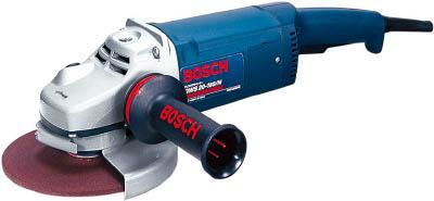 ボッシュ ディスクグラインダー【GWS20180N】【1台】(電動工具・油圧工具/ディスクグラインダー)