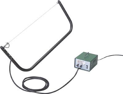 ステーション式発泡カッター 650mm【HC650F】【1台】(小型加工機械・電熱器具/熱加工機) [メーカー直送]*代引不可*SURE