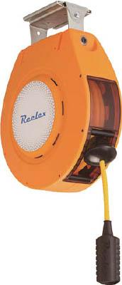"""Reelex 自動巻きエアーリール""""リーレックス エアーS""""【NAR608OR】【1台】(流体継手・チューブ/エアリール)"""