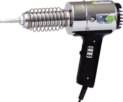 SURE 熱風加工機 プラジェット(溶接専用)【PJ203A1】【1台】(小型加工機械・電熱器具/熱加工機)