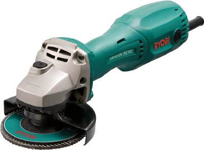リョービ スリムグラインダ【RG100】【1台】(電動工具・油圧工具/ディスクグラインダー)