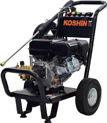 工進 エンジン式高圧洗浄機(清掃機器/高圧洗浄機)