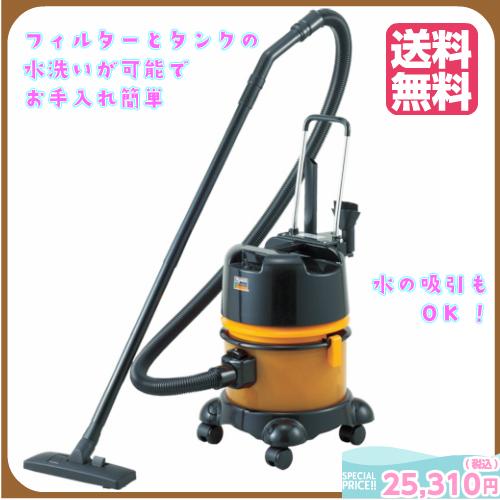 【送料無料】TRUSCO 業務用掃除機 乾湿両用 1100W(清掃機器/掃除機)