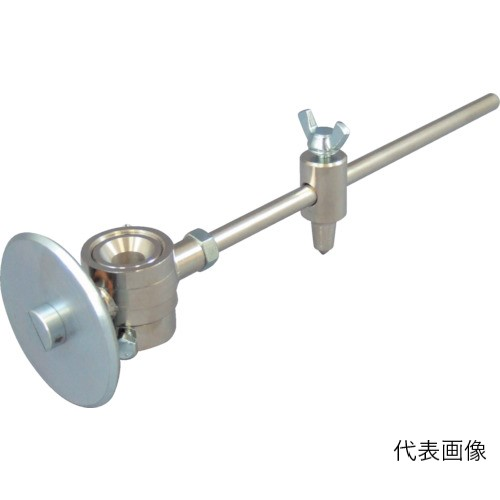 日酸TANAKA A切円弧誘導輪(切断器用ガイド)【1個】【LQN421】(溶接用品/ガス溶断用品)