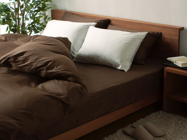 最高級エジプト綿 ボックスシーツ オリジナルGIZA45 セミダブルロングサイズ(120×210×30cm) ベッドシーツ ベットシーツ