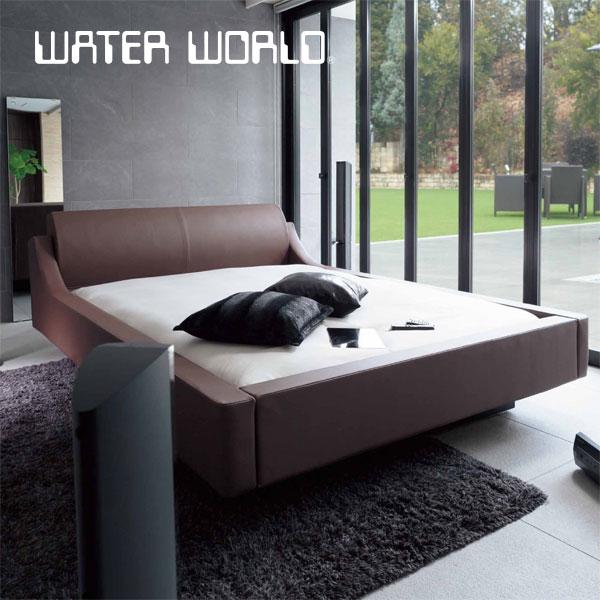 ウォーターベッド オーバーナイト11(セミシングル)【BT-EX1575(SS)】 シングルベッド シングルベット