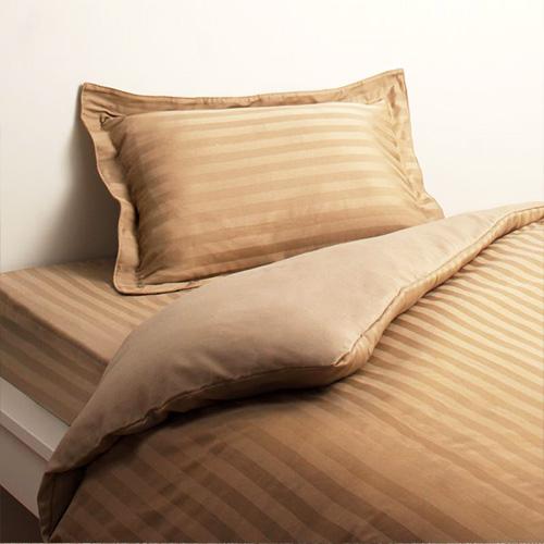 安心の品質・3年間保証 高級ホテルスタイル羽毛布団5点セット