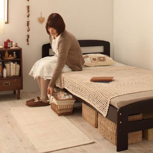 シングル ワンルーム ベッド すのこ シンプル ベット シングルベッド シングルサイズ シングルタイプ 1人暮らし 1人暮らし向け 80cm 90cm 1人暮らし用 ワンルームサイズ すのこタイプ すのこ板 すのこ式 すのこ式ベッド クラシック モダン クラシックタイプ